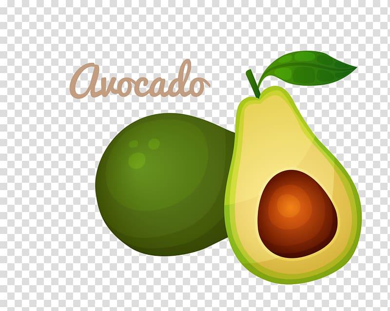 Avocado oil Food , Avocado transparent background PNG.