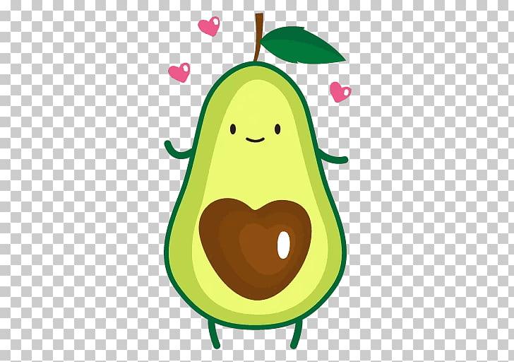 Avocado Drawing, avocado, green fruit illustration PNG.