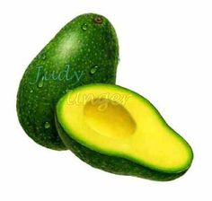 Avocado Fruit Clip Art.