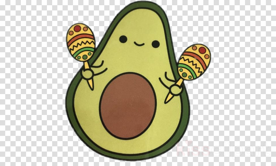 Download Mexican cuisine Avocado Taco Sticker Clip art.