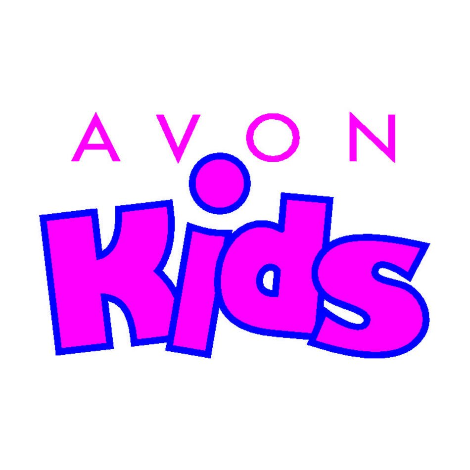 Clipart of the Avon kids Logo free image.