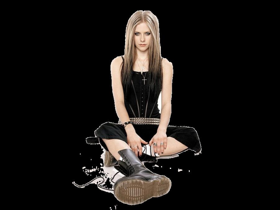 Download Avril Lavigne PNG Transparent Image 1.
