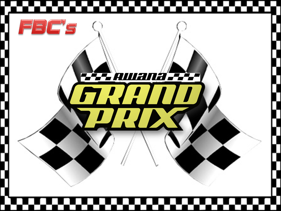 Awana Grand Prix.