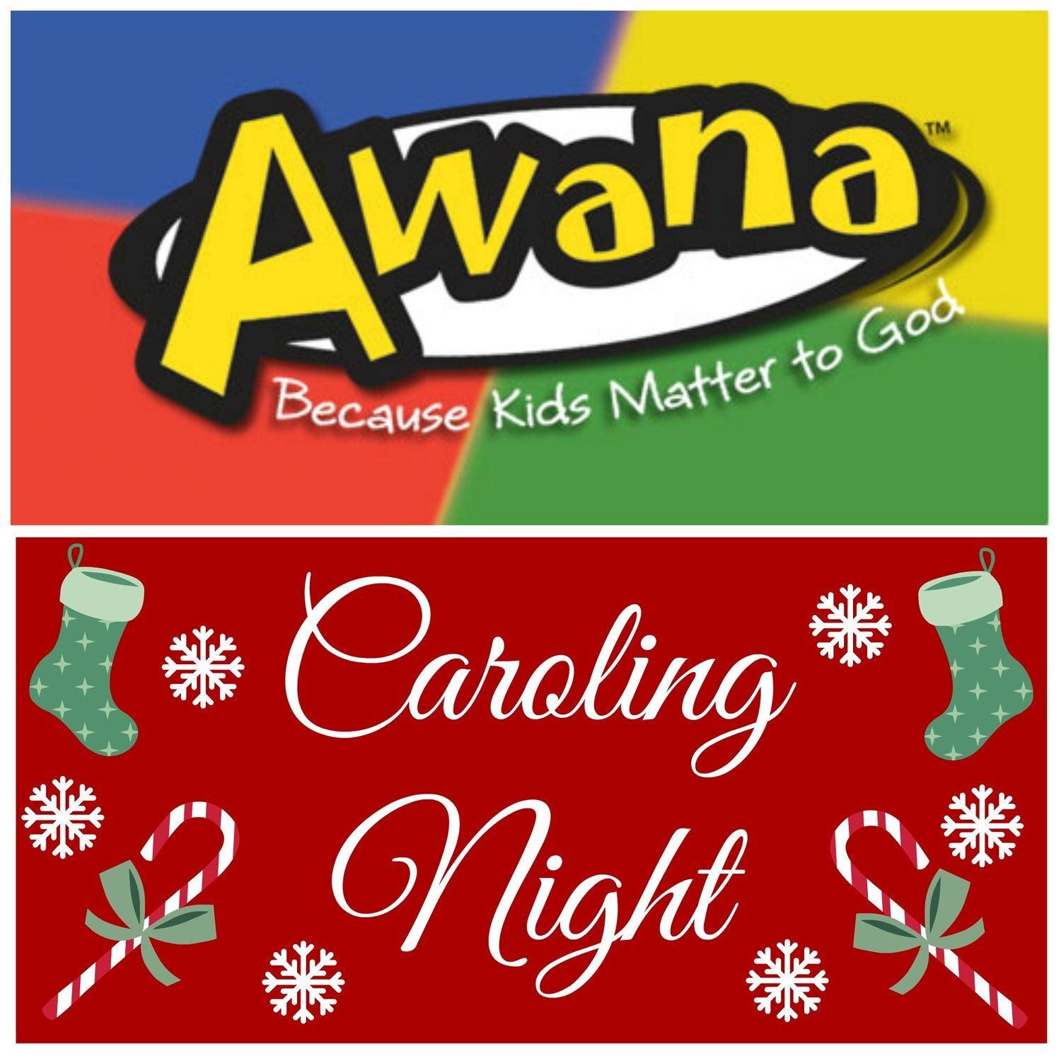 AWANA: Caroling Night — Cresco Community Chapel.