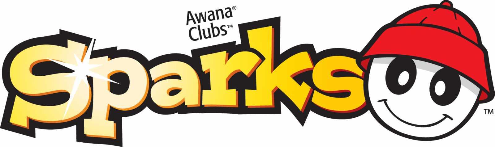Awana sparks clipart.