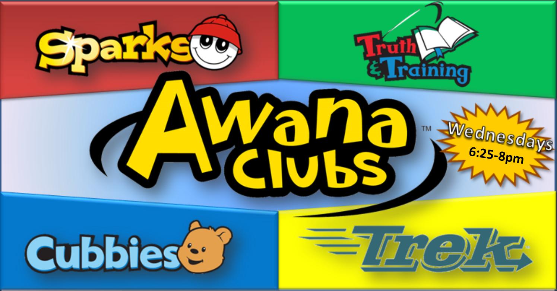 Awana 4 logos.