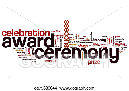 award ceremony clipart #17
