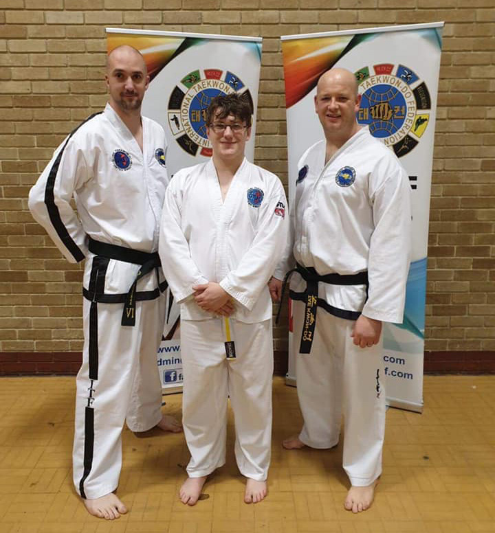Wellingborough Taekwondo.