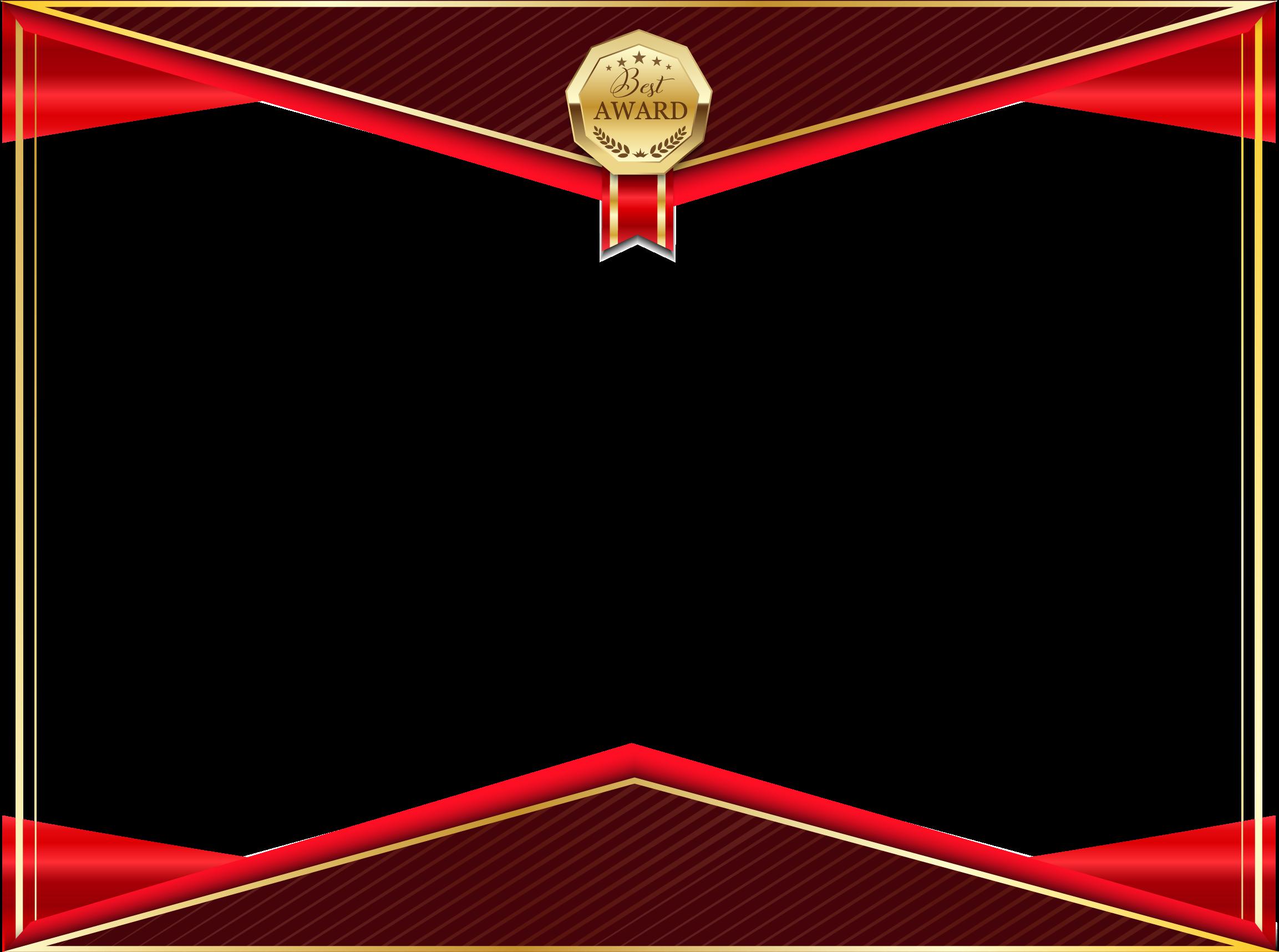 Certificate Png Transparent Image.