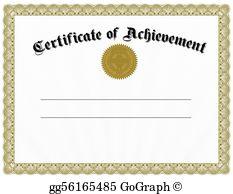 Certificate Clip Art.