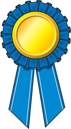 Award Ribbon Clip Art.