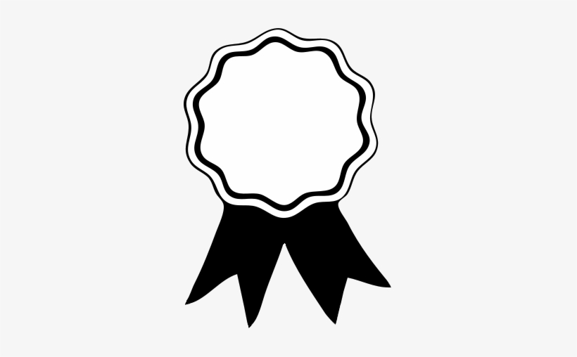 Certificate Clipart Black And White.