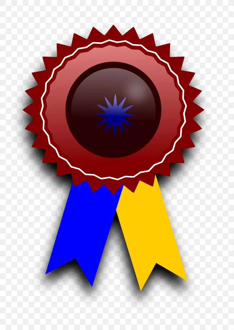 Paper Blue Ribbon Award Clip Art, PNG, 1697x2400px, Paper.
