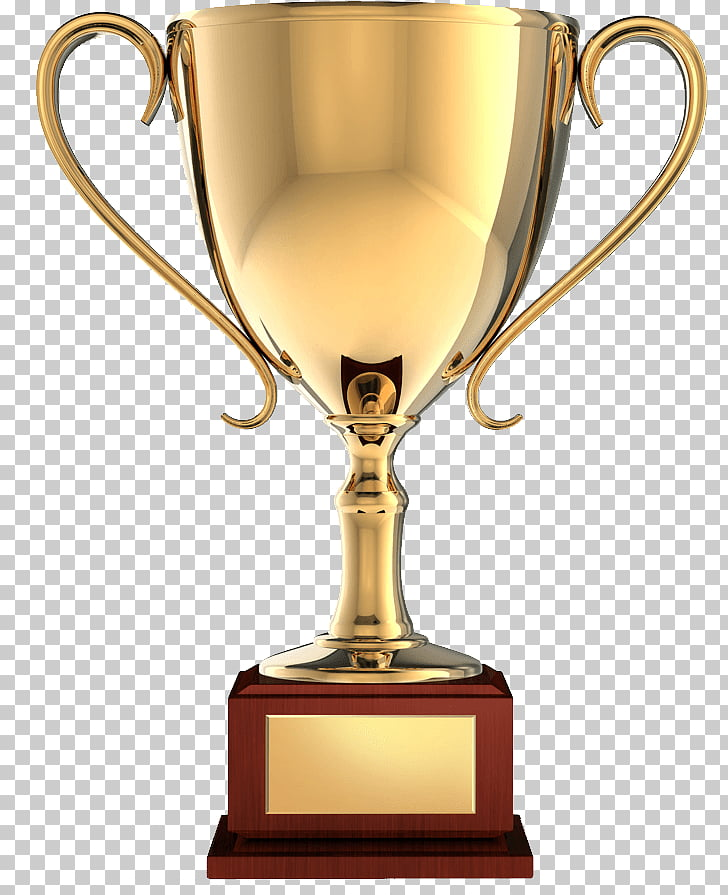 Trophy Award Cup Medal , Trophy PNG clipart.