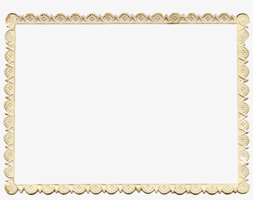 Certificate Frame Clip Art PNG Image.