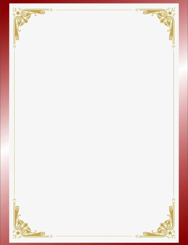 Certificate Border, Web Page, Frame PNG Transparent Clipart.