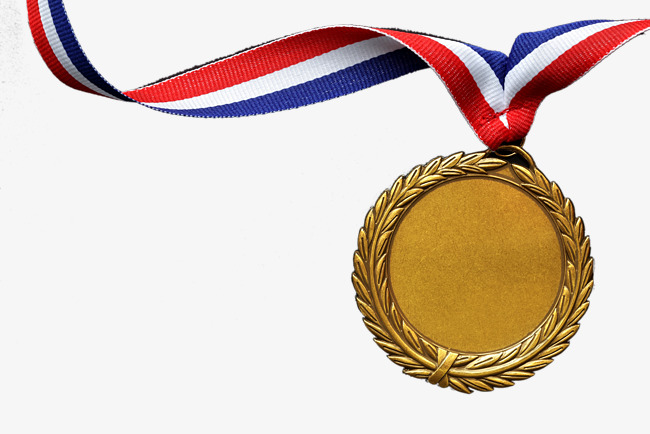 1865 Medal free clipart.