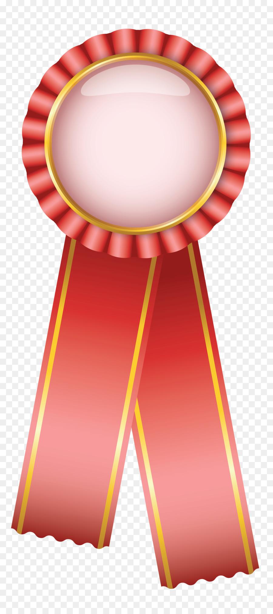 Award Ribbon Paper Clip art.