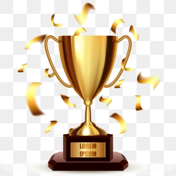 Trophy PNG Images.