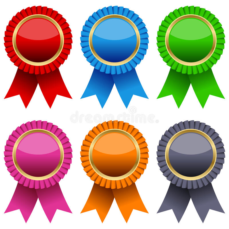 Award ribbons clipart 2 » Clipart Station.