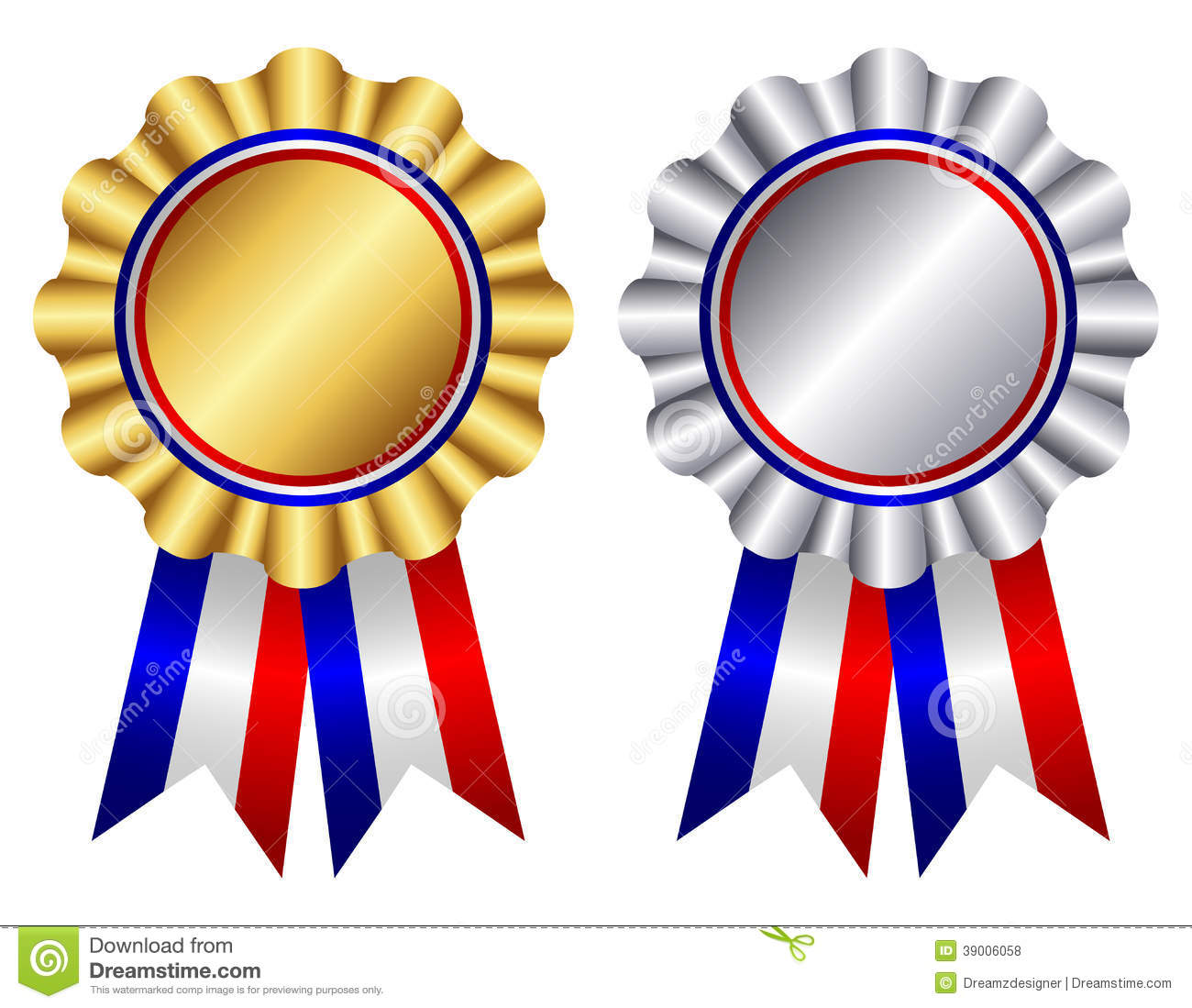 Free Award Ribbon Clipart.