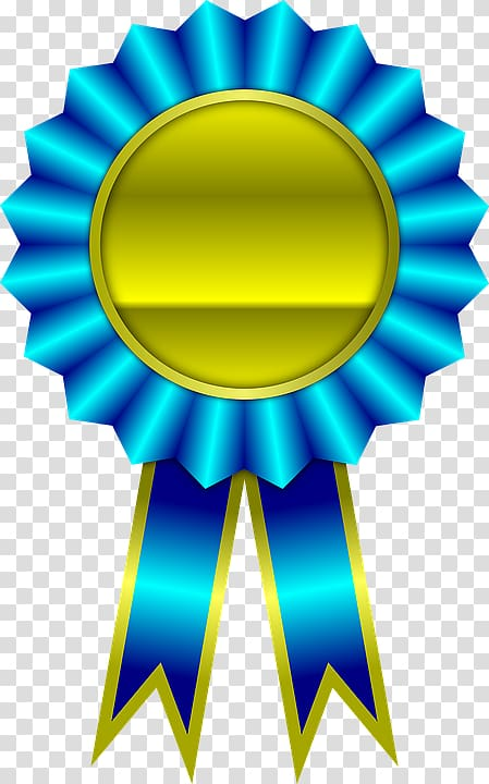 Award Ribbon transparent background PNG cliparts free.