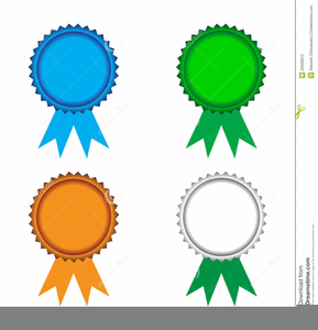Award Ribbon Clipart.