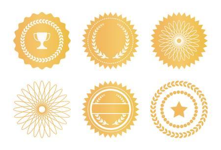 45,850 Award Seal Stock Vector Illustration And Royalty Free Award.