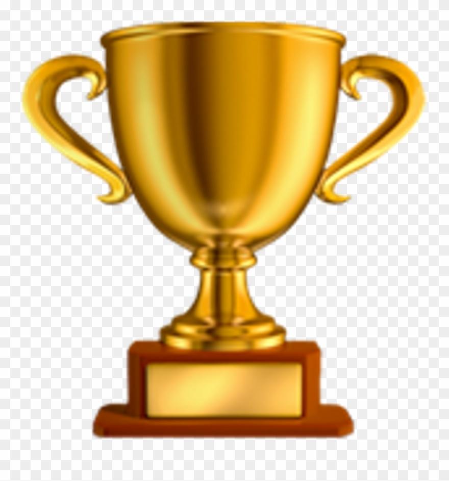 Oscar Statuette Award Trophy Vector Art.