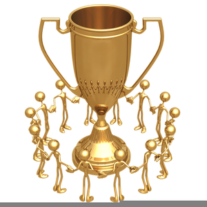 Free Clipart Awards Trophies.