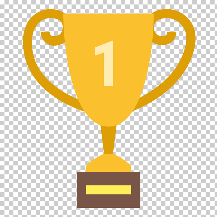 Trophy Computer Icons Award Medal , winner PNG clipart.