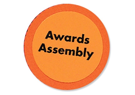 Awards Assembly Clipart.