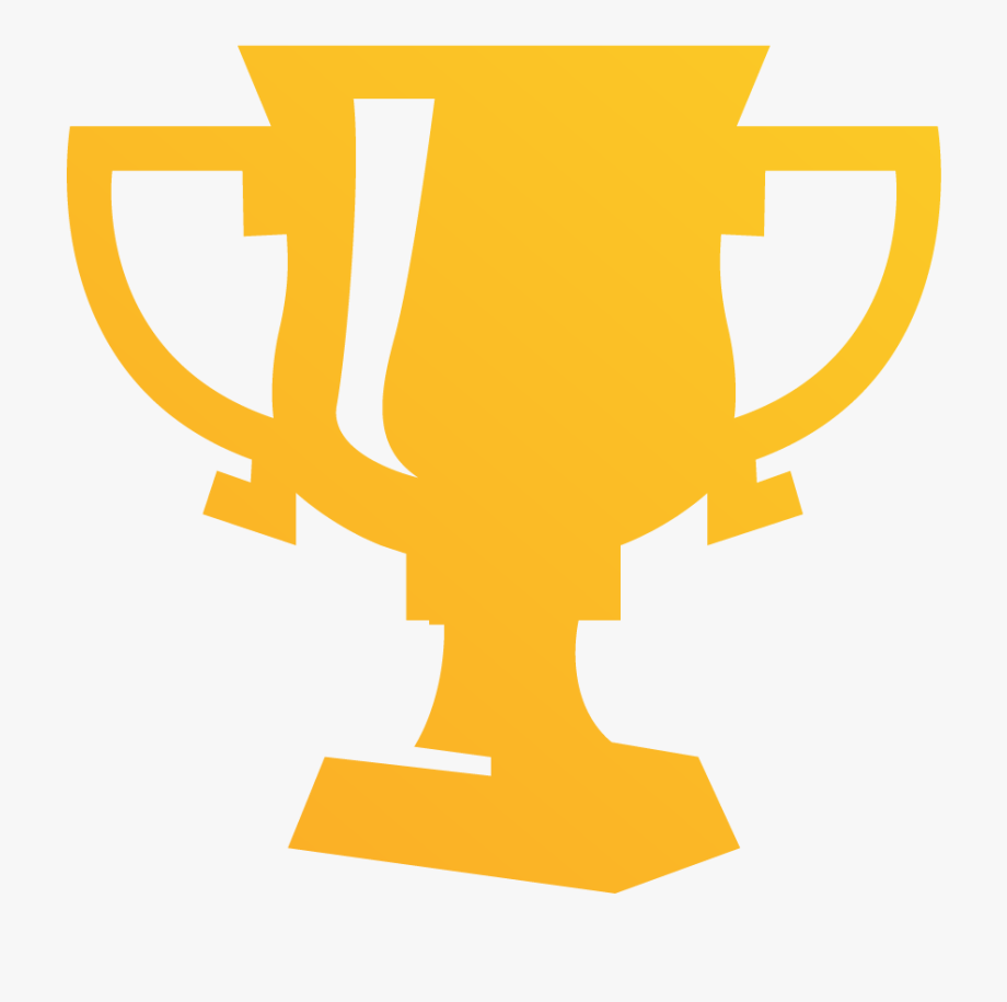 Trophy Golden Cup Icons Award Computer Clipart.