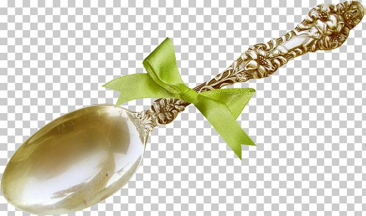 Spoon Ribbon Metal, Ribbon spoon PNG clipart.