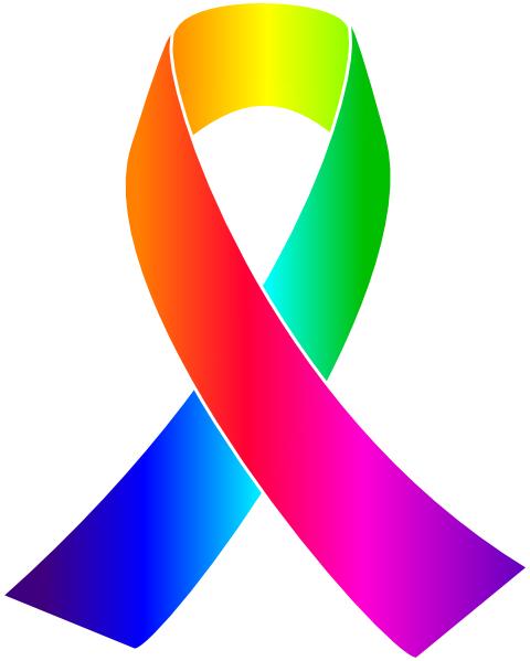 Awareness Ribbons Clip Art.