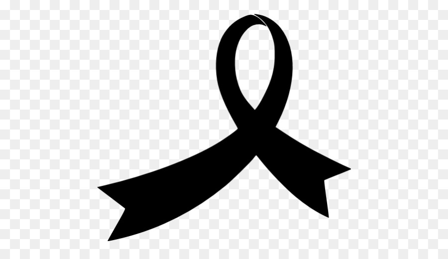 Vibrant Awareness Ribbon Clip Art Charming Black Png Download 512.