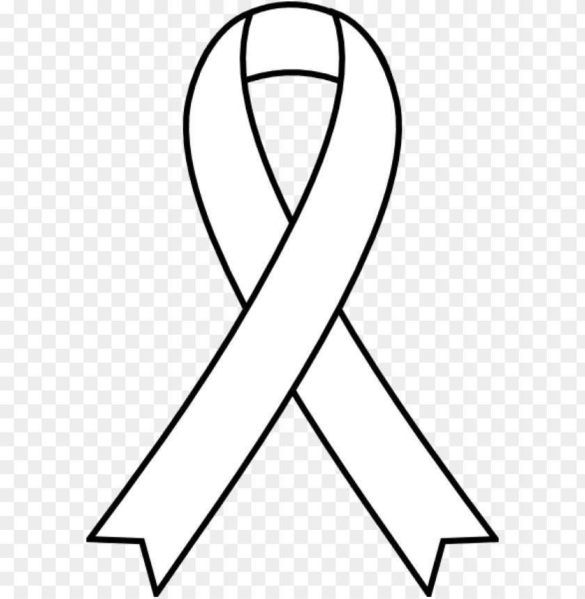 vector awareness ribbon.