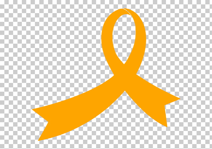 Orange ribbon Pink ribbon Black ribbon Awareness ribbon.