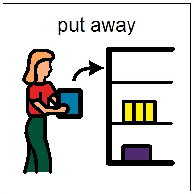 Away Clipart.