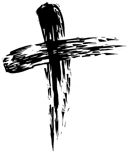 Cross Of The Way Clipart.