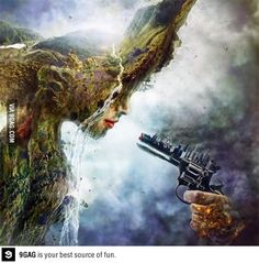 Mother nature.