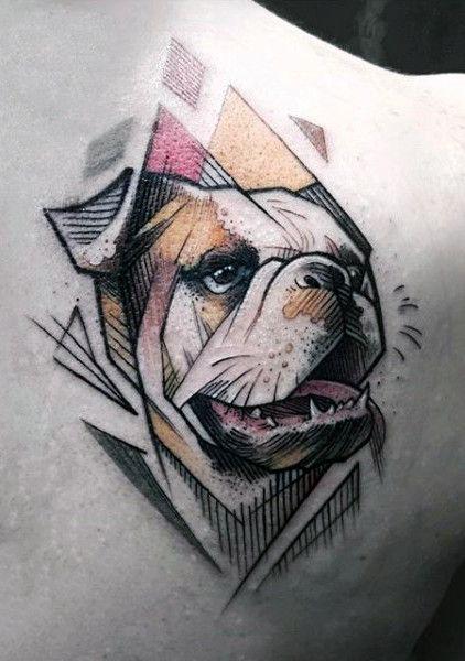 100 Dog Tattoos For Men.