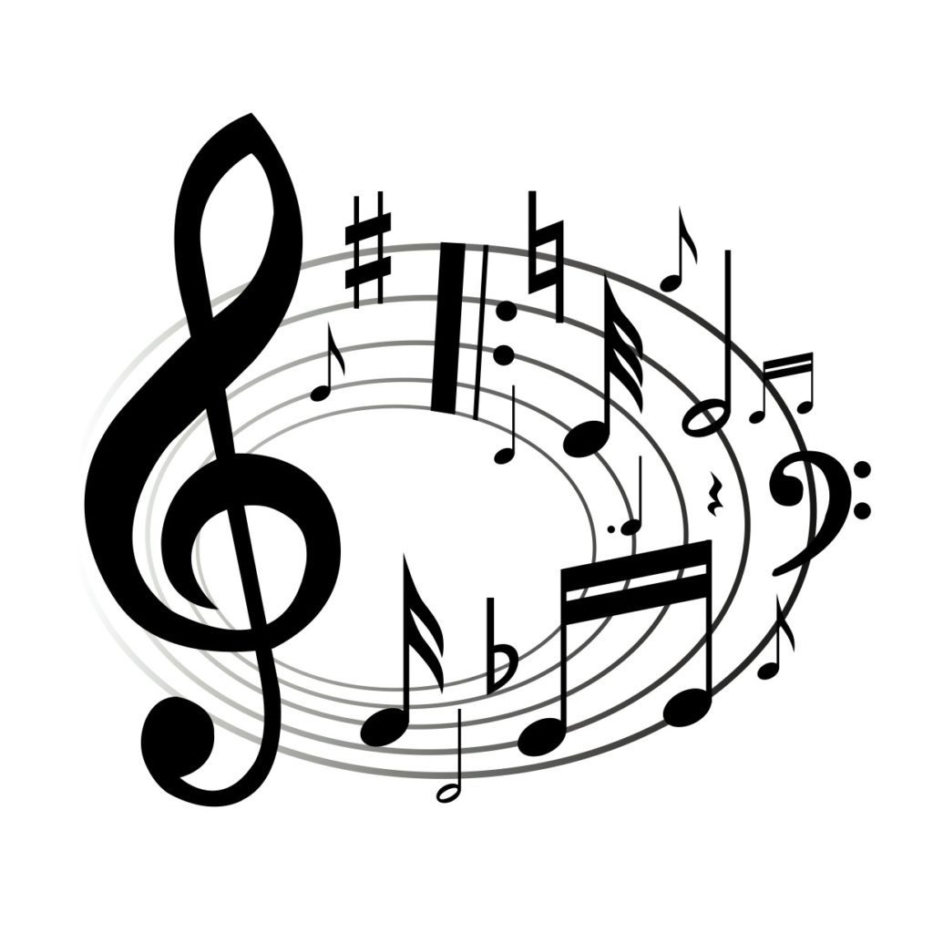coloring ~ Music Notes Clipart Panda Free Images Coloring Musical.