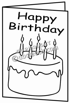 Birthday card clipart Awesome birthday cards clip art 5 72.
