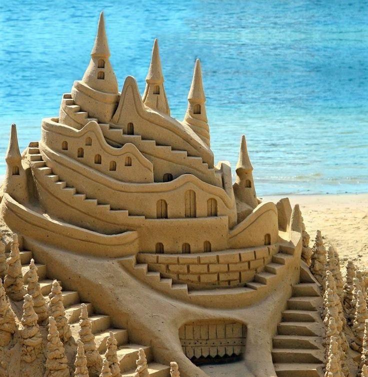 Amazing Castles.