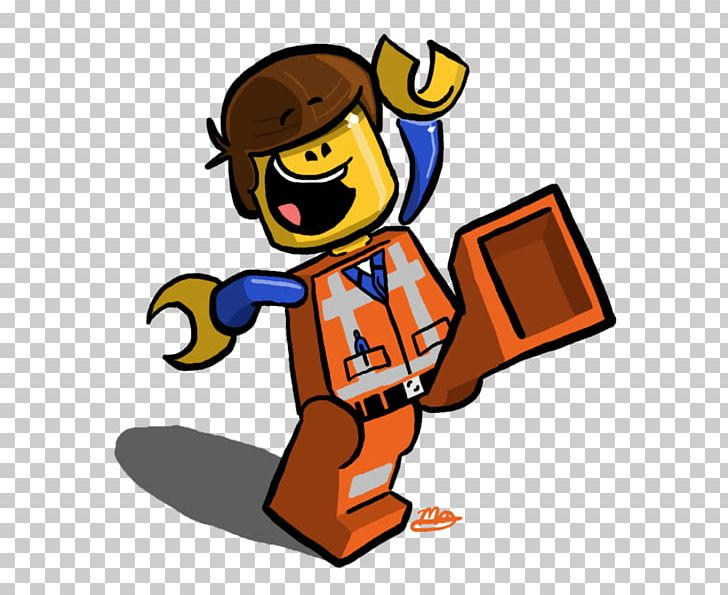 Emmet Lego Star Wars The Lego Movie Lego Minifigure PNG.