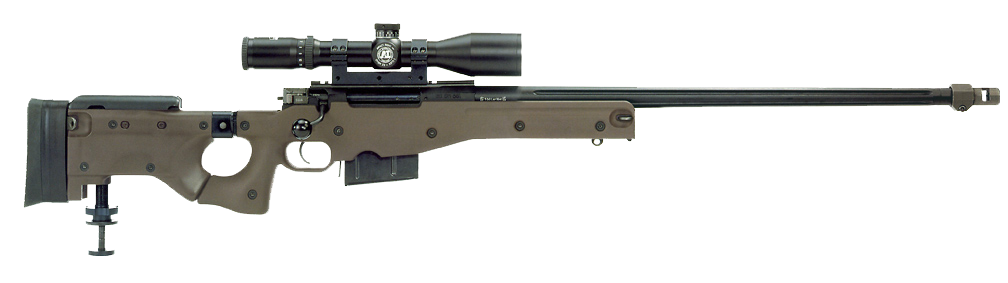 Sniper rifle PNG images free download.