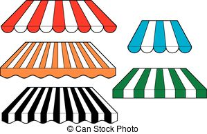 Window Awning Clipart.
