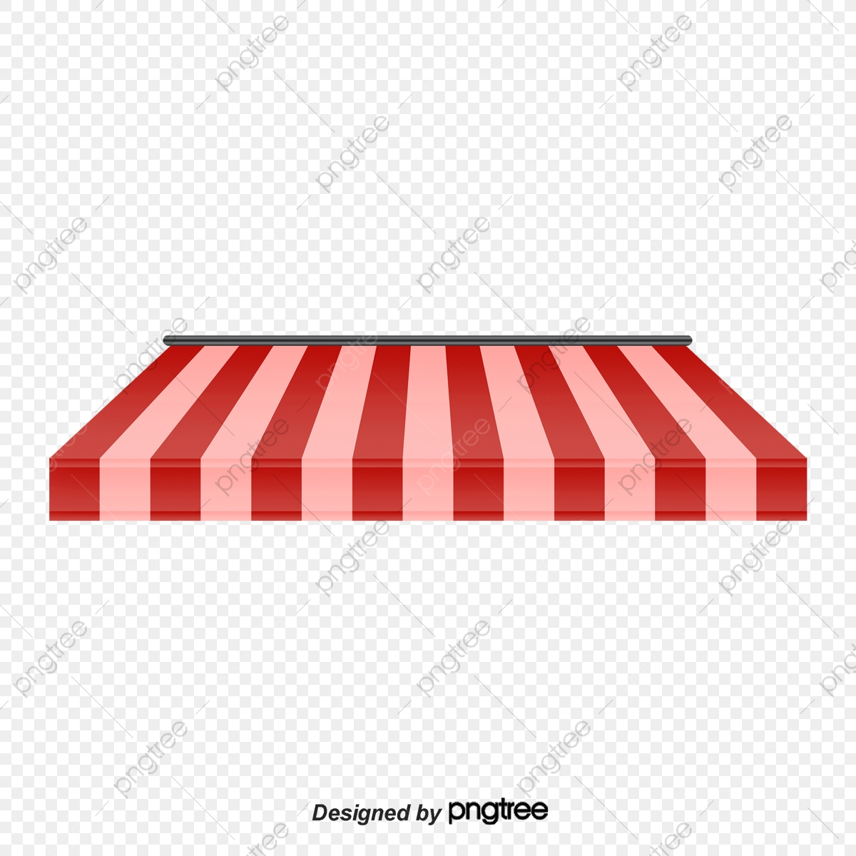 Red And White Striped Awning, Awning, Png Picture, Leave The.