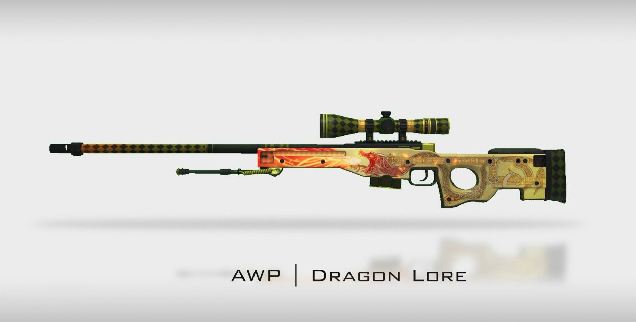 The Dragon Lore Story.